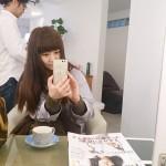 宍戸留美さんとデート♥