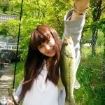 魚を釣りました!