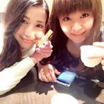 お昼 中野公美子ちゃんとデート
