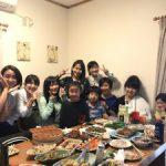 元アイドル大集合なホームパーティー